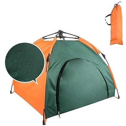 ef8c2a15ea Amazon.com   Per Newly Outdoor Pet Tent Portable Foldable Dog Cat ...