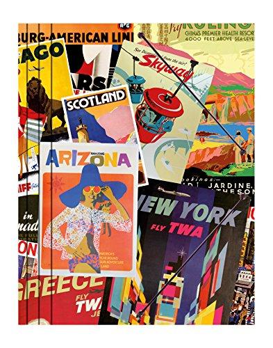 Grupo Erik Editores Premium Travel - Carpeta archivador - Carpeta Archivador Travel