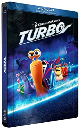 Turbo [Francia] [Blu-ray]
