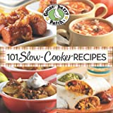 101 Slow-Cooker Recipes, Gooseberry Patch, 1933494956