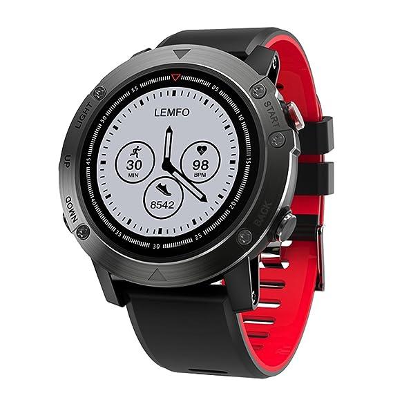 LEMFO 4.2 Inteligente Reloj Smartwatch Pulsera Inteligente ...