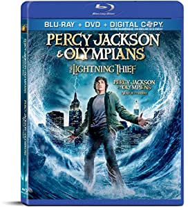 Percy Jackson & The Olympians: The Lightning Thief / Percy Jackson et les Olympiens : Le Voleur de foudre (Bilingual) [Blu-ray + DVD + Digital Copy]