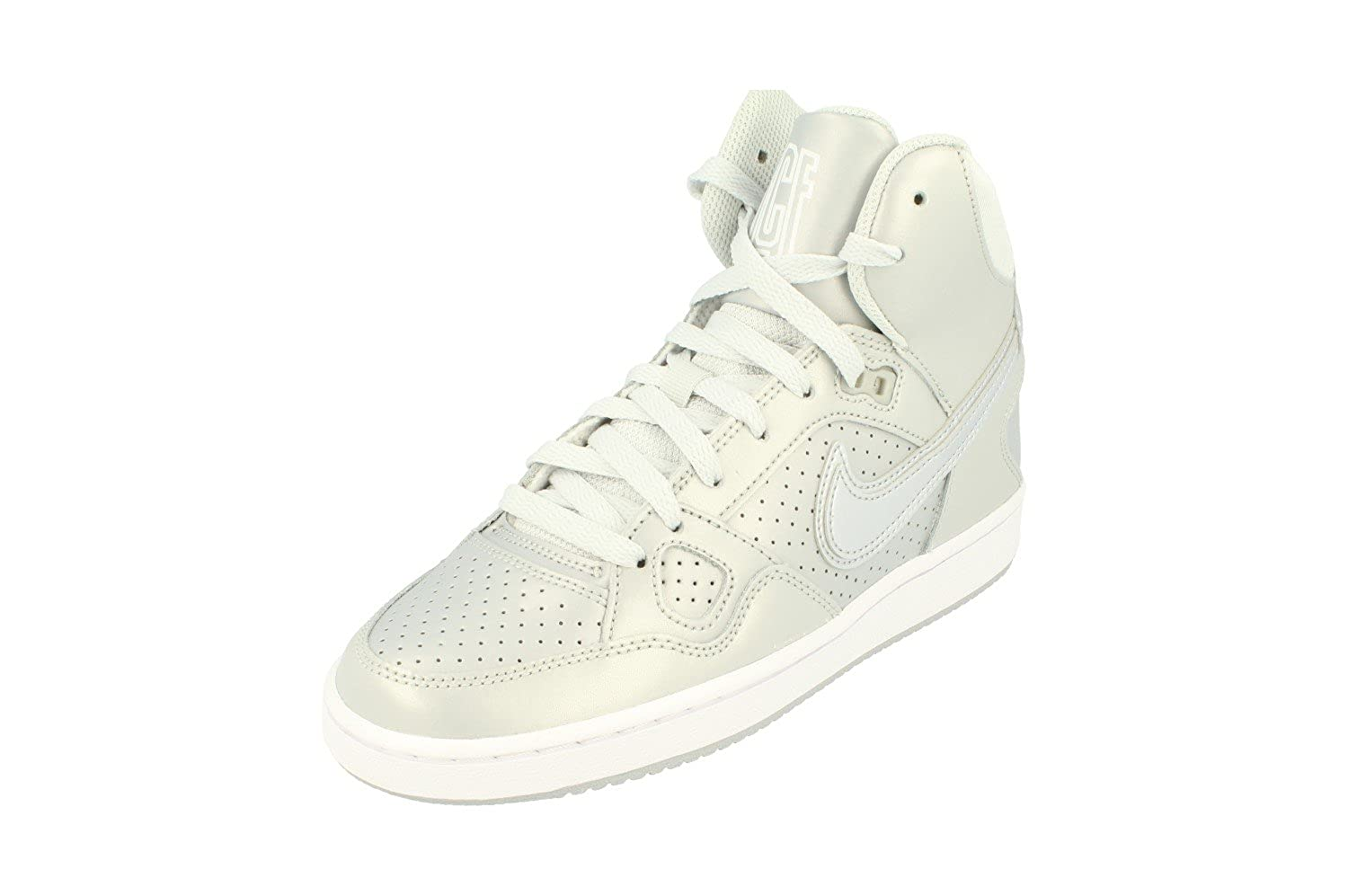 timeless design c1a81 a0ba3 Nike Women s Son Of Force Mid Mid-Top Leather Basketball Shoe  Nike   Amazon.ca  Shoes   Handbags