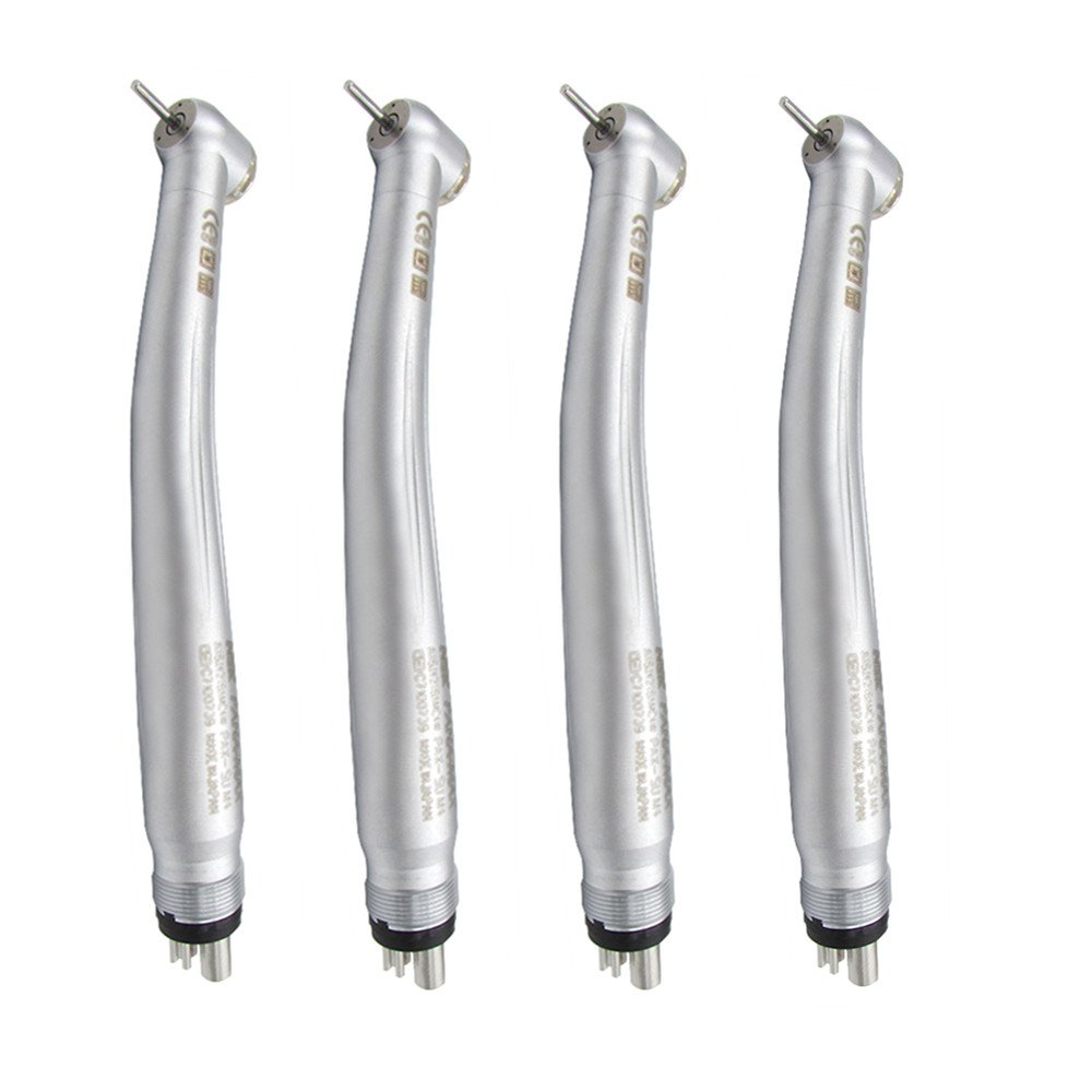 Hand Kits High Speed 3 Water Spay Push Button 4 Holes(4 Pack)