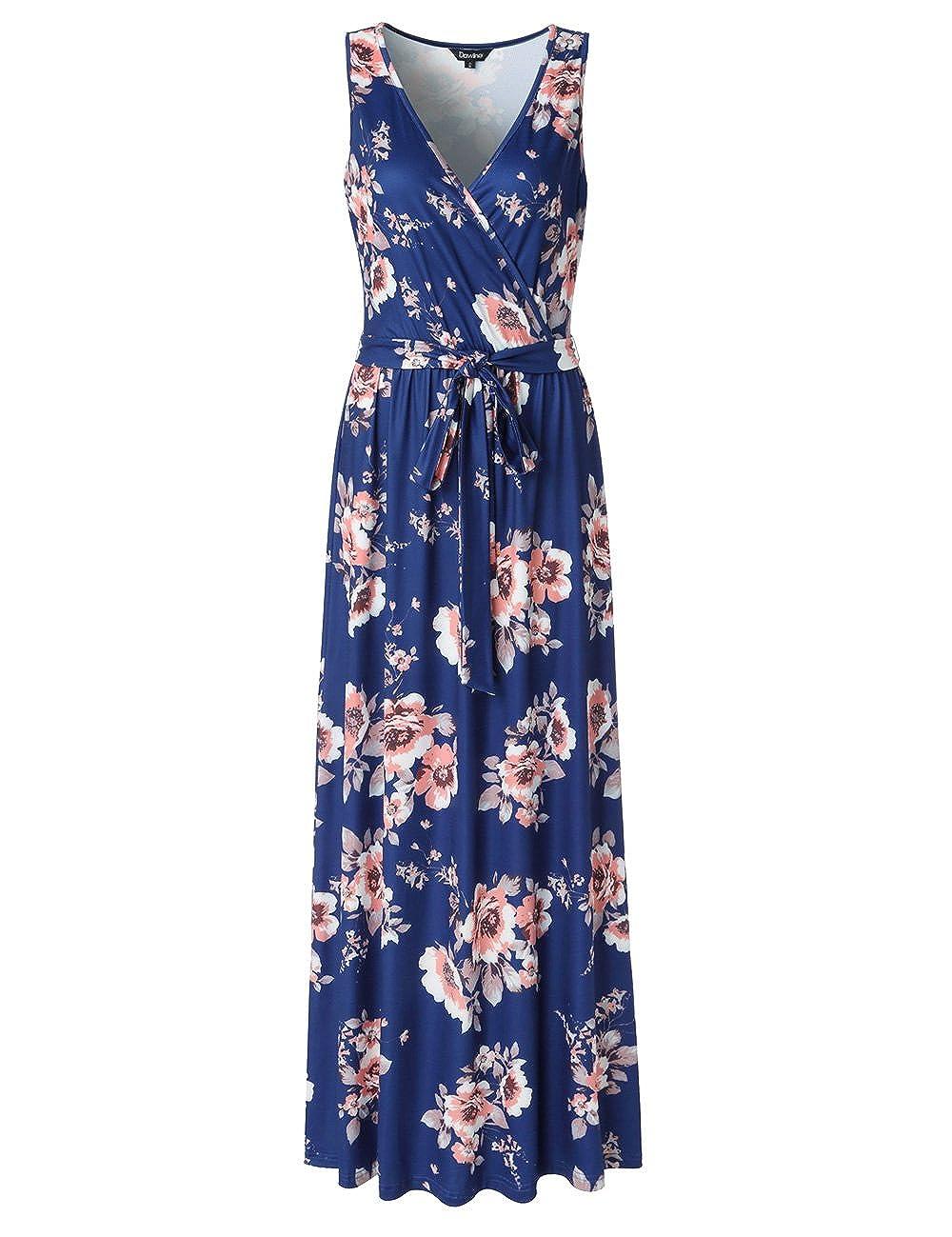 8c7e0646d45 UNIQUE DESIGN  Plus size maxi dresses with sexy criss-cross V neck