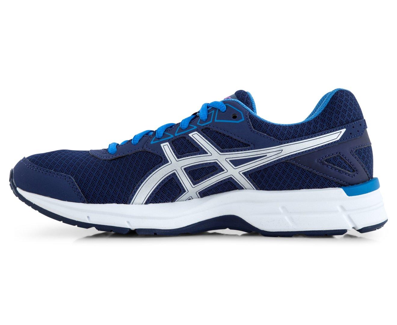 537c2deac4f0 ASICS Women s Gel Galaxy 9 Shoe Indigo Blue Silver Regatta Blue   Amazon.com.au  Fashion