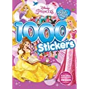 1000 Stickers: Disney Princess