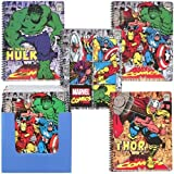 Thor Marvel Comic Four One Subject Notebook - 70 Sheets