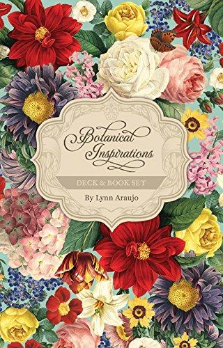 Botanical Inspirations Deck & Book - Card Botanical