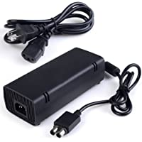 LetusNET® AC 100-240V Adapter Power Supply Brick Cord For Xbox 360 Slim Console (NOT for XBox One)