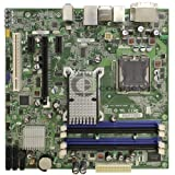 Refurbished Intel DQ45CB Intel Q45 Socket 775 mATX Motherboard Dual DVI, Audio, eSATA