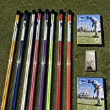 Tour Sticks Golf Alignment Stick (Blue)