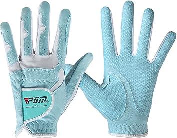 Amazon.com: PGM - Guantes de golf para mujer (4 opciones de ...