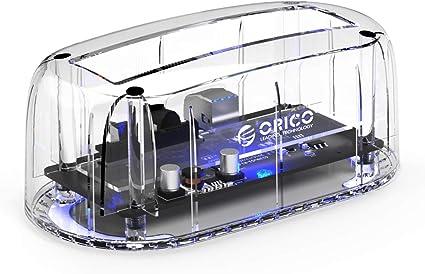 ORICO USB 3.0 Base de Conexión Disco Duro, Estación de ...