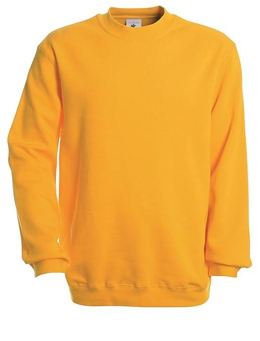 7581cb72275c B C BCWU600 Set In Sweat Sweatshirt Pullover Herren  Amazon.de  Bekleidung