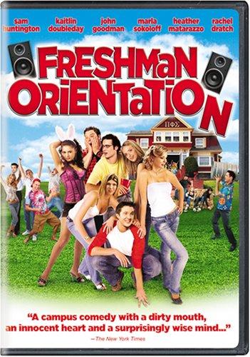 freshman orientation cast and crew tvguidecom
