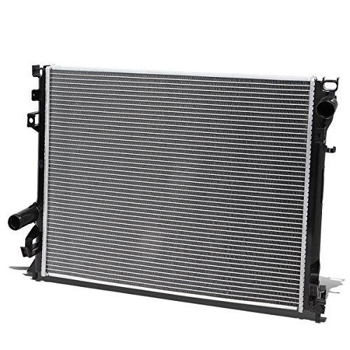 For Dodge Charger/Chrsler 300 1-7/16 inches Inlet OE Style Aluminum Direct Replacement Racing Radiator