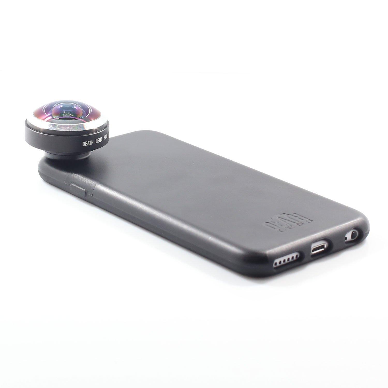 DEATH LENS(デスレンズ) DEATH LENS PRO KIT - iPhone 6/6S Plus 200°超広角レンズ (国内正規品) DL122   B01LW2PO7J