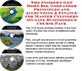The Insider's Get More Biz, Godfather Principles and Accounting & Finance for Master Cylinders On-line Businesses 3 Course Pack