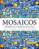 img - for Mosaicos Volume 2 (6th Edition) book / textbook / text book