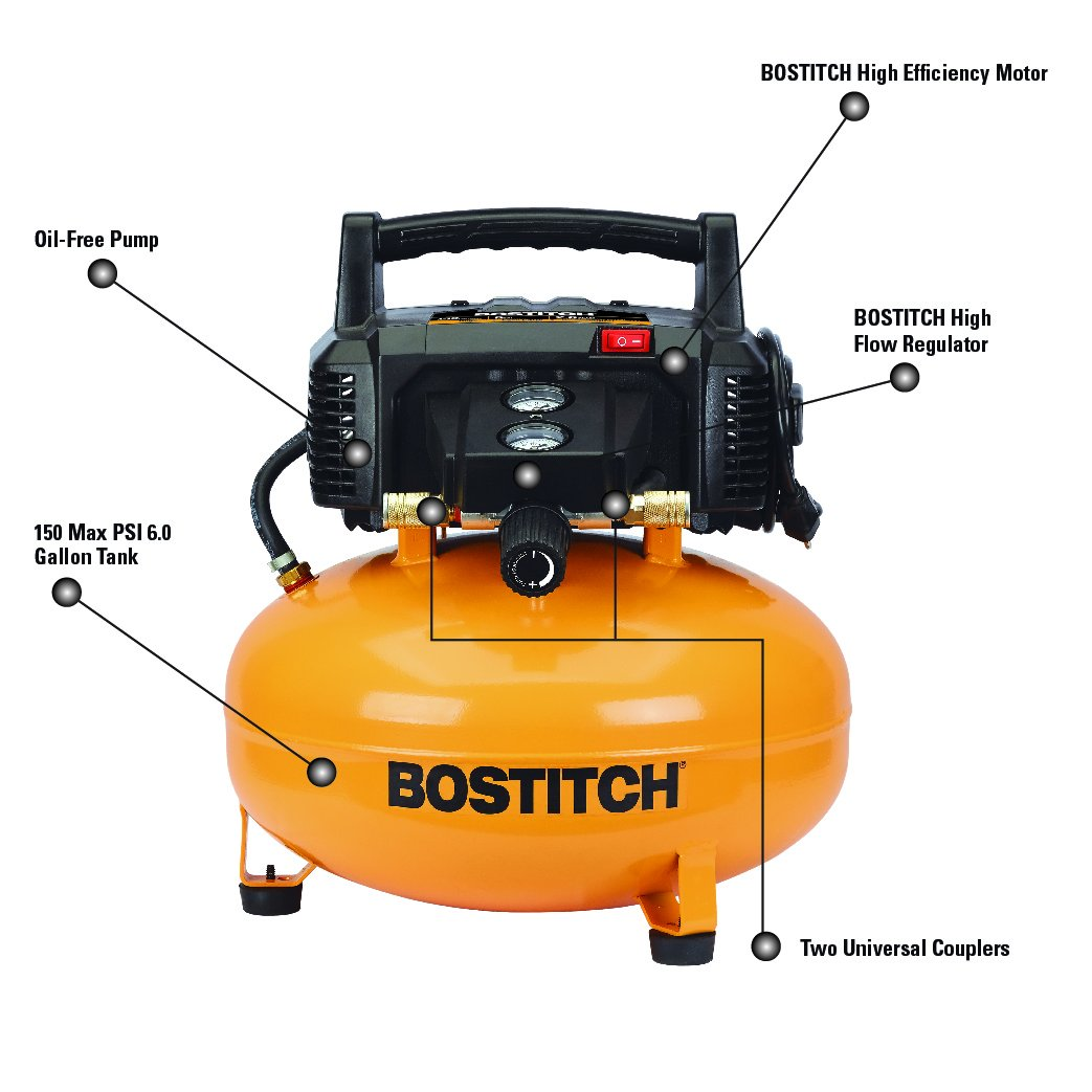 Best Air Compressor Reviews and Buying Guide 2019 7