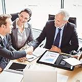Padfolio Business Portfolio with Zippered
