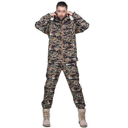 Trajes de camuflaje Traje de entrenamiento táctico militar ...