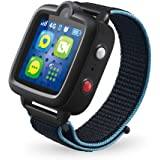 TickTalk 3 Unlocked 4G LTE Universal Kids Smart Watch Phone with GPS Tracker, Combines Video, Voice and Wi-Fi Calling…