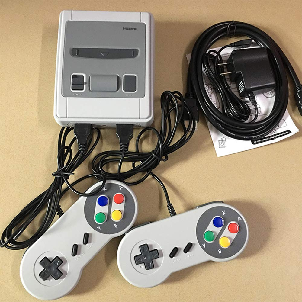 Pokeman Retro Game Console, Super Mini SFC NES Classic Video Game Console HDMI HD Output TV Game System by Pokeman (Image #5)