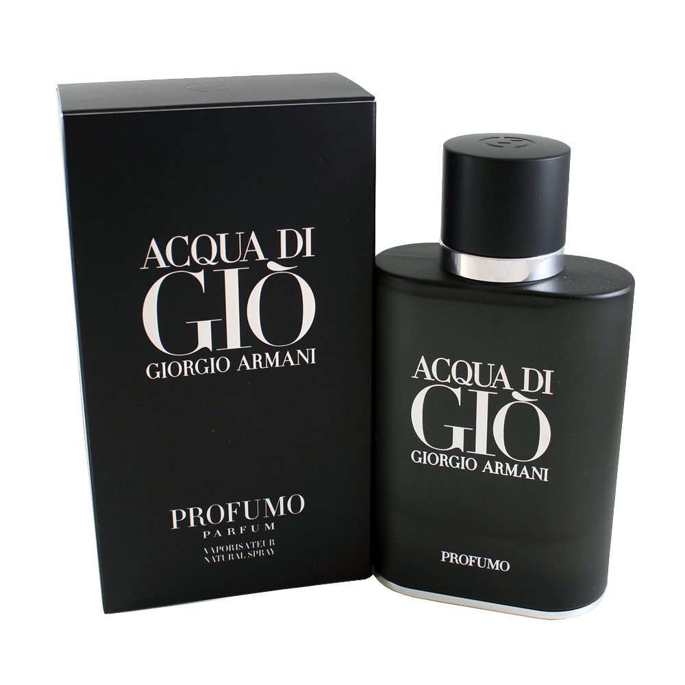 Acqua Di Gio Profumo For Men By Giorgio Armani Parfum Spray 2.5 oz