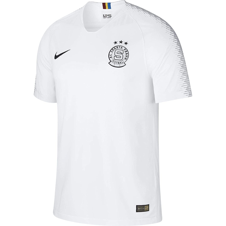 Nike 2018-2019 Sparta Prague Away Football Soccer T-Shirt Trikot