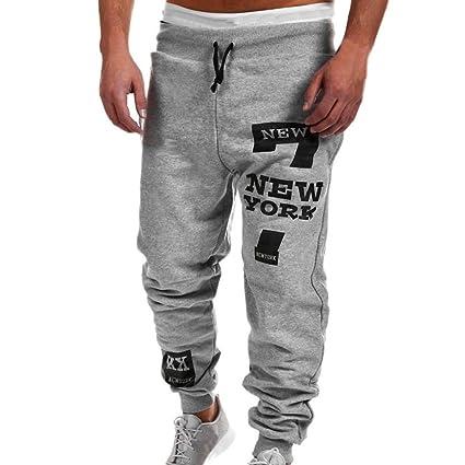 Un pantalón para hombre, yanhoo® Hombres Moda Pantalón Hombres ...
