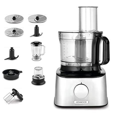 Kenwood Robot da Cucina FDM303SS MultiPro Compact: Amazon.it: Casa e ...