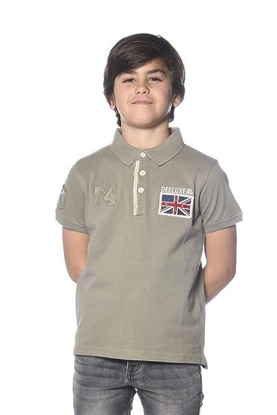 94bbeccc1 DeeLuxe Camiseta de Tirantes - Casual - Para Niño  Amazon.es  Ropa y  accesorios