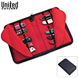 Sporting Goods Knives, Swords & Blades Carry All Ac128 Knife Case Holds 22 Knives