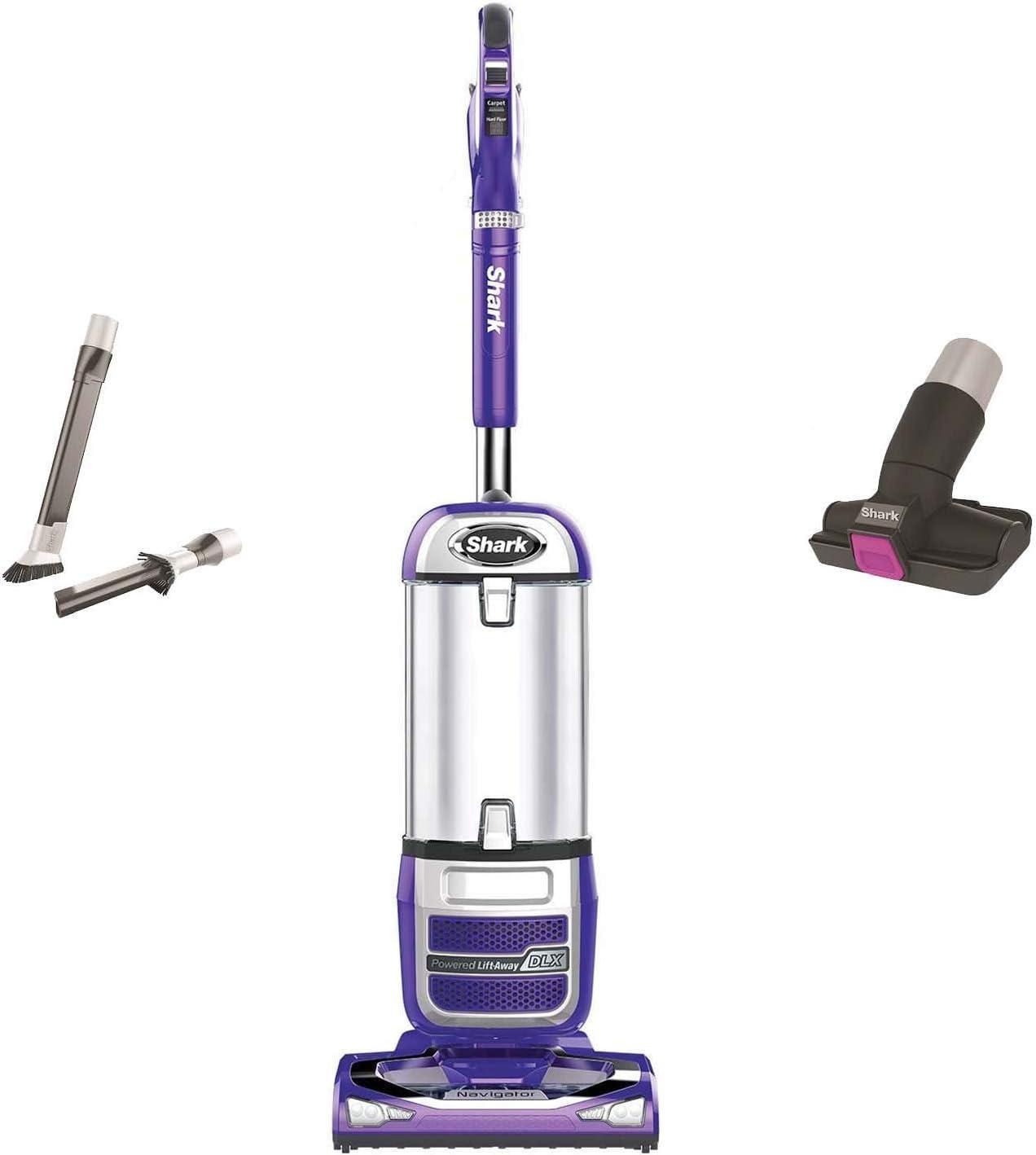 Shark Navigator Powered Lift-Away Upright Vacuum, NV586