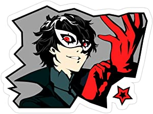 BreathNenStore Persona 5 Joker Persona 5 Royal Stickers (3 Pcs/Pack) 10455777003345