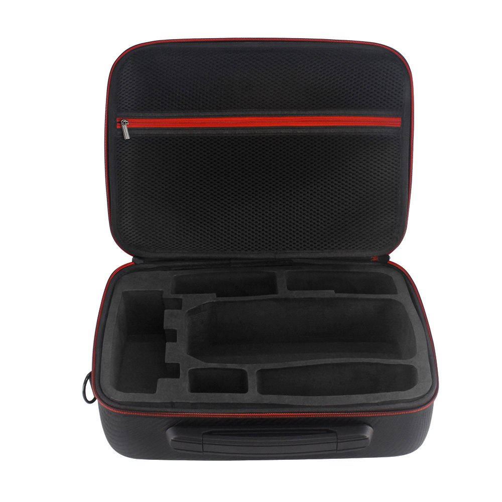 Tescat Portable Carrying Case for DJI Mavic Pro Storage Bag. Ideal for Travel or Home Storage(10.8'' x 10.6'' x 4.3'')