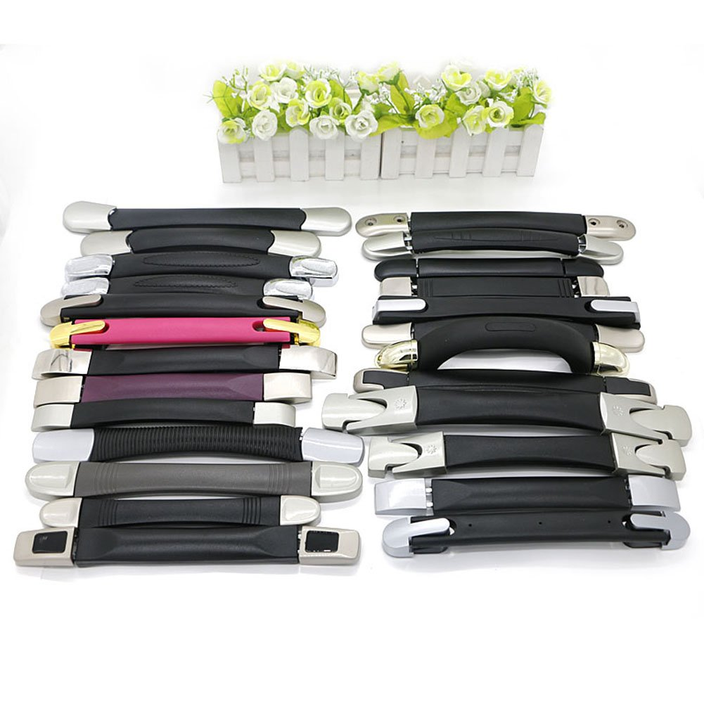 Super Ma Replacement Suitcase Luggage Handle Grip Spare Fix Holders Box Pull Carry Strap (015) by Super Ma (Image #5)