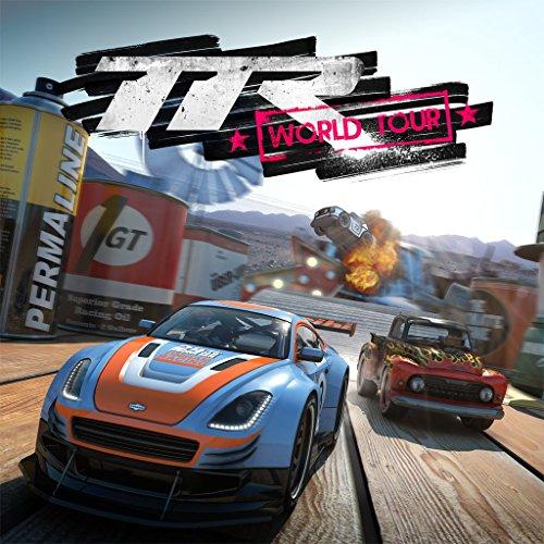 Digital Racing (Table Top Racing: World Tour - PS4 [Digital)