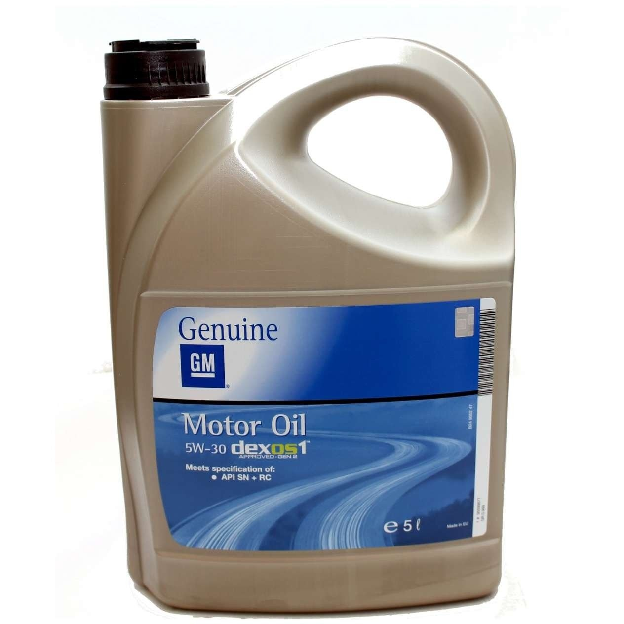 Engine oil GM-5W30: characteristics, reviews, how to distinguish the original from the fake 91
