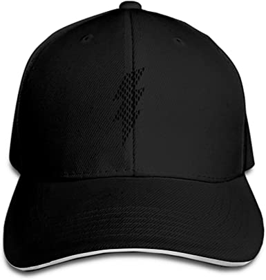 Doctor Who Cool Fashion Design Pattern Style Cap Unisex Baseball Hat Black