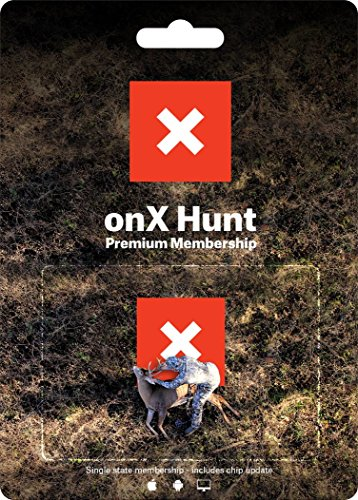 ONX Hunt Premium App: Digital Map Membership for Phone, Tablet, and Computer - Color Coded Land Ownership - Google Imagery - 24k Topo - Hunting Specific Data - Updates Hunt -