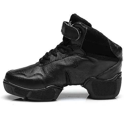 buy online a28df 55a0a SWDZM scarpe da ballo moderne da donna/scarpe jazz hip hop ...