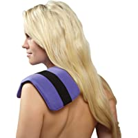 """ThermiPaq Hot/Cold Pain Relief Wrap Medium (6""""x12""""), Hot/Cold Therapy, Therapeutic Pain Relief for Back, Knees, Ankles & Elbows"""