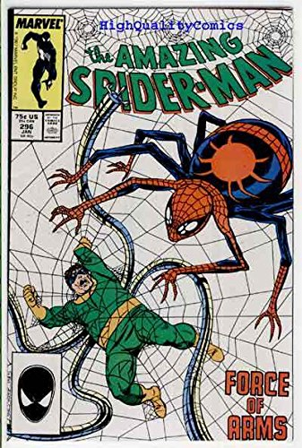 Amazing SPIDER-MAN #296, Doctor Octopus, 1963, VF , (b), Doc, Dr