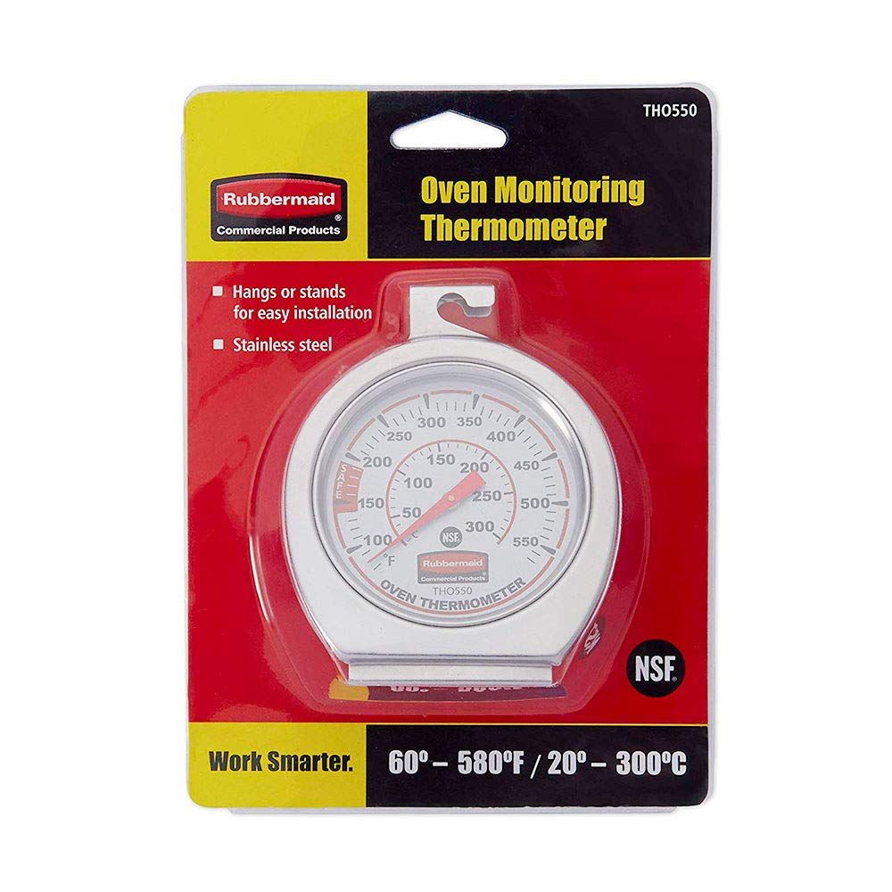Products Stainless Steel Instant Read Oven,Grill,Smoker Monitoring Thermometer (New Version)
