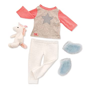 Our Generation Pijama Unicornio (Branford BD30311Z)