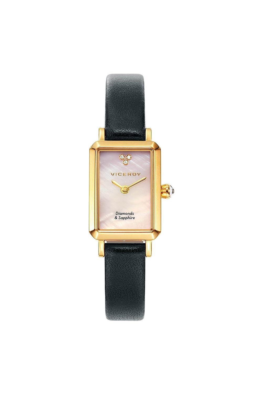Armband Quarz Uhr Damen Viceroy 461080 00Amazon Analog Mit Leder 9WEIeYDH2