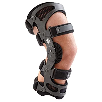 9dc9e67872 Image Unavailable. Image not available for. Color: Breg Fusion XT OA Plus Knee  Brace ...
